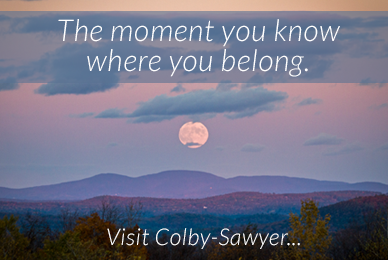 Visit Colby-Sawyer