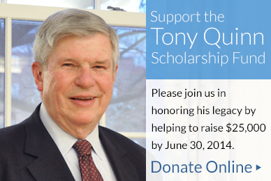 Tony Quinn Scholarship Fund