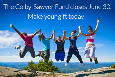 Support the Colby-Sawyer Fund