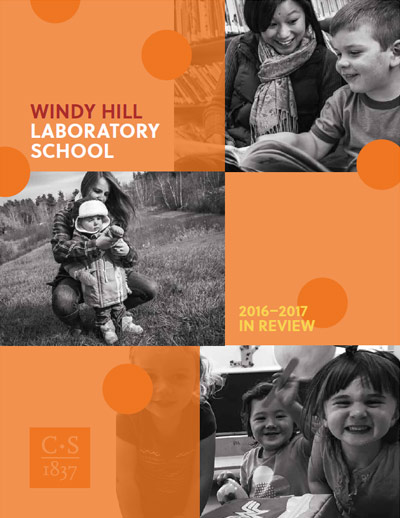 Windy Hill Year in Review 2015-2016 Report
