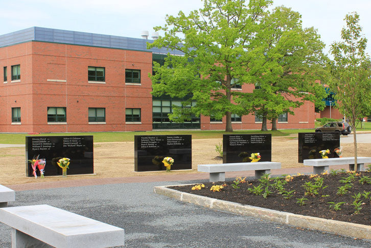 Memorial Kelsie Lee Clarke '11 designed