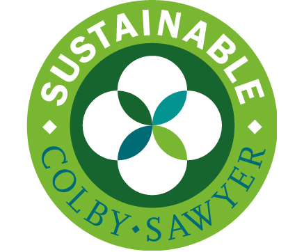 Colby-Sawyer sustainability logo