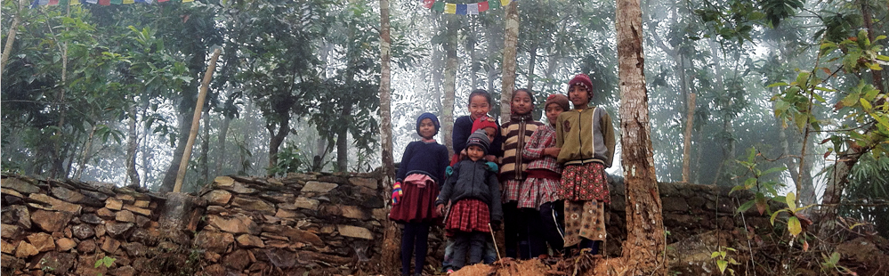 Beyond the Map: Building a Future in Nepal