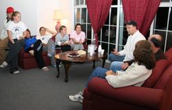 Rooke Hall Lounge