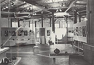 Mugar Gallery, ca. 1960