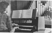 Sawyer Center Organ