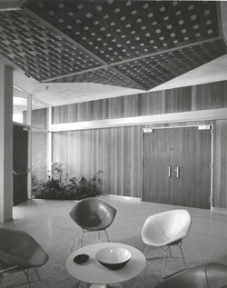 Sawyer Center Lobby