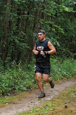 Zak Wieluns '02 is one of New England's 